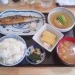 コミュニティ・キッチンふぃーる - ランチ(600円)
