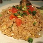 Sawadee Lemongrass Grill - カオパット(焼き飯)