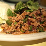 Sawadee Lemongrass Grill - ラープムー(豚ミンチのハーブサラダ)