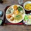 えがおの里延岡 庁舎食堂 - 料理写真:ランチ550円