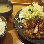 Nikunoyamakin - トンテキ