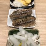 鮨・酒・肴 杉玉 - 小鉢3種