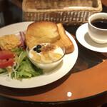 西船珈琲研究所 - 料理写真: