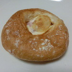 夢パン工房 - チーズフォンデュの包み焼き