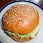 東京堂製パン屋 - ハンバーガー