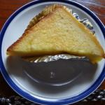 東京堂製パン屋 - フレンチトースト(\115)