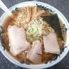 いろは食堂  - 料理写真:中華そば 中盛(750円也) あっさり好きには堪りません♪