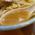 ラーメン ブーブー太郎。 - スープ