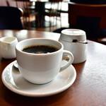ユニオン スクエア トウキョウ - ランチセットドリンク(Holiday)@+300円:ホットコーヒー。食後に。