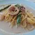 SEA HOUSE - 料理写真:海老・イカ・アスパラの明太子クリームパスタ(1,760円)