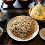 149769065 - 天ざる膳(2200円)