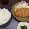 ちがさき - 料理写真:上ロースカツ定食、ご飯大盛り