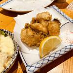 ダイワ食堂 - 牡蠣の天ぷら