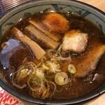 kogashinegira-mennegijirou - 醬油ラーメン