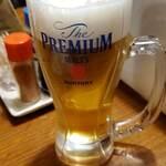 たつみ - 生ビーはプレモル