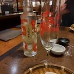"""月の蔵人 - 微発泡日本酒""""うたかた"""""""