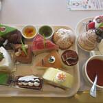 トリアン - 料理写真:デザート色々