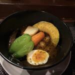 ジョニーtown - 料理写真:野菜ゴロゴロ
