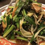 中華 福林 - レバニラ炒め