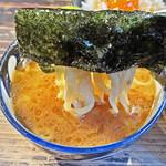 クックら - 海苔巻き麺も楽しみます
