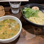 鶏の穴 - 限定麺 松竹梅