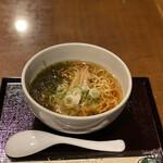 ドーミーイン - 料理写真:あっさり醤油ラーメン (宿泊したら無料)