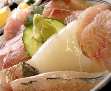 ふしみ食堂 - 地魚丼