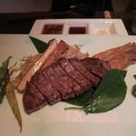 14980332 - 黒毛和牛のステーキ