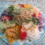 ぴーまん - ビッグサラダ