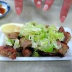 ニューカヤバ - 豚タンネギ塩レモン