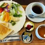 カフェ・アカリ - 料理写真: