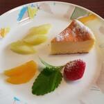 カインドコックの家 カトレア - ベイクドチーズケーキ(ホイップなし)