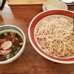 拉麺いさりび&覓茶 - つけ麺