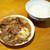 かっぱ - 煮込み + ご飯(小)¥900