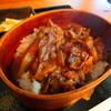 大和牛 丼の店 件 - 料理写真:大和肉丼大盛り