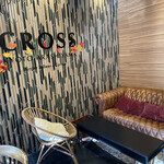 CROSS Burger&Beer/Coffee - 内観