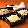 日本橋 本陣房 - 料理写真:自家製粉の手打ち蕎麦
