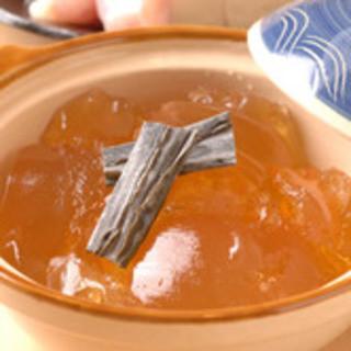【鍋の出汁】…魔女の鍋