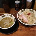 すごい煮干ラーメン凪 - つけ麺