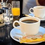 コーヒー ドン - コーヒー(モーニングセット)