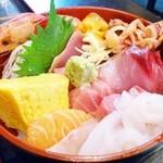 地球食堂 - 海鮮丼