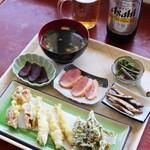 舟戸 - 料理写真:おまかせ定食