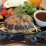 3diner - 和牛ハンバーグ