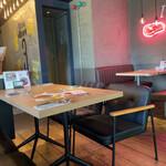 3diner - テーブル席