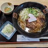 はや味 - 料理写真:ぶた角煮そば 1,250円