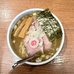 149836064 - 煮干中華そば・800円