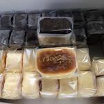 和泉屋菓子店 - はんじゅくショコラとはんじゅくチーズ