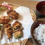 Kazamidori - ミドリちゃんランチ