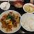 百鶴源 - 料理写真:豚バラ肉とキャベツの四川風炒め 790円