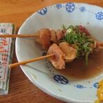 まるしげ - 料理写真: